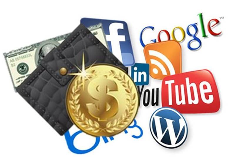 Картинки по запросу Социальные сети - как заработать деньги