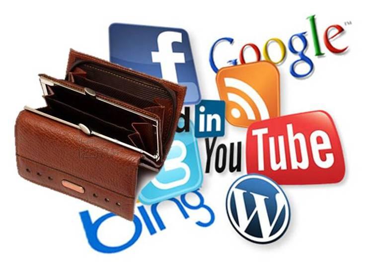 Заработать деньги на социальных сетях